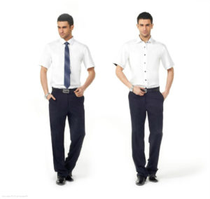 Achetez la chemise blanche homme qui vous met en valeur