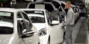 L'Allemagne et la France plombent le marché automobile européen en octobre