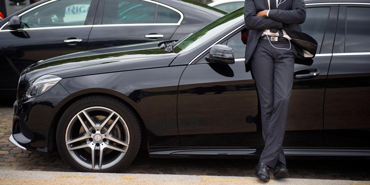 Un chauffeur privé au service de l'intérêt général