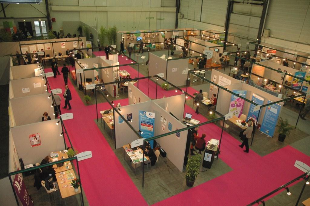 Stand personnalis l importance des salons professionnels for Salons professionnels 2017
