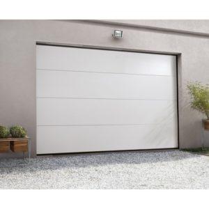 Les caractéristiques d'une porte de garage