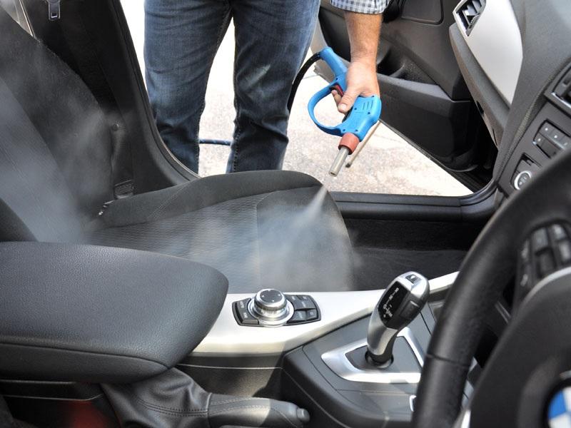 L'intérieur de votre voiture, un concentré de pollution