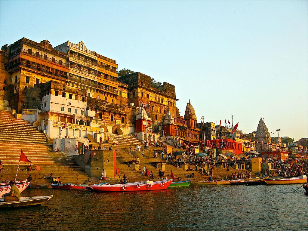 Séjour à Varanasi : découvrir le Gange et les ghâts de l'Inde