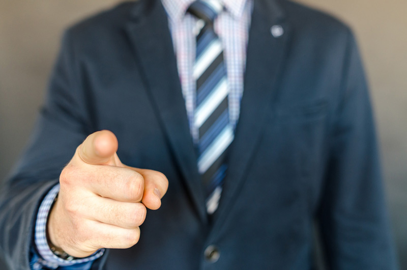 La réussite d'une entreprise dépend de son leader