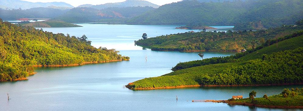 Visiter le lac Thac Ba à Yen Bai