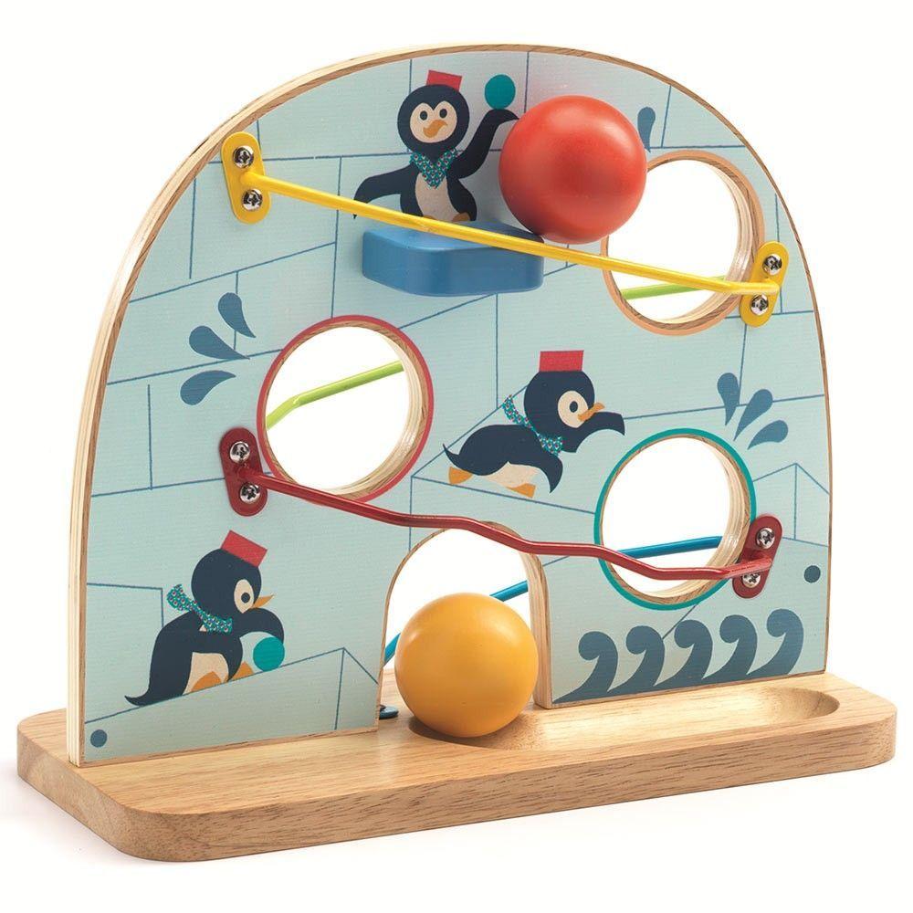 Avantages des jouets en bois pour bébé