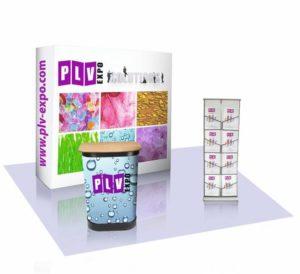 La PLV carton pour dynamiser les points de vente