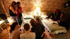 Idée de sortie en Essonne, une escape game pour du suspens entre ami