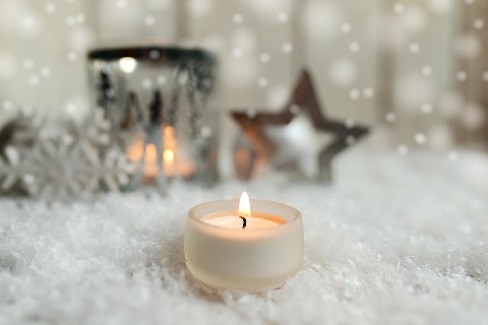 La bougie parfumée pour un intérieur chaleureux