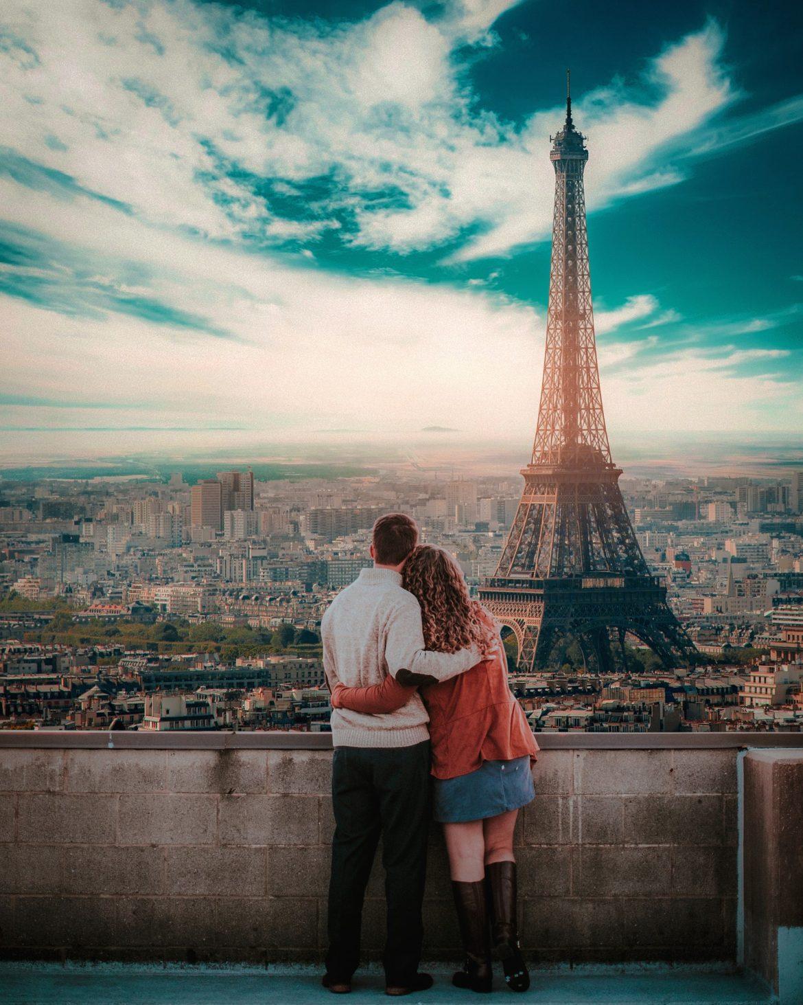 Les plus beaux endroits de Paris pour une escapade en amoureux à la française