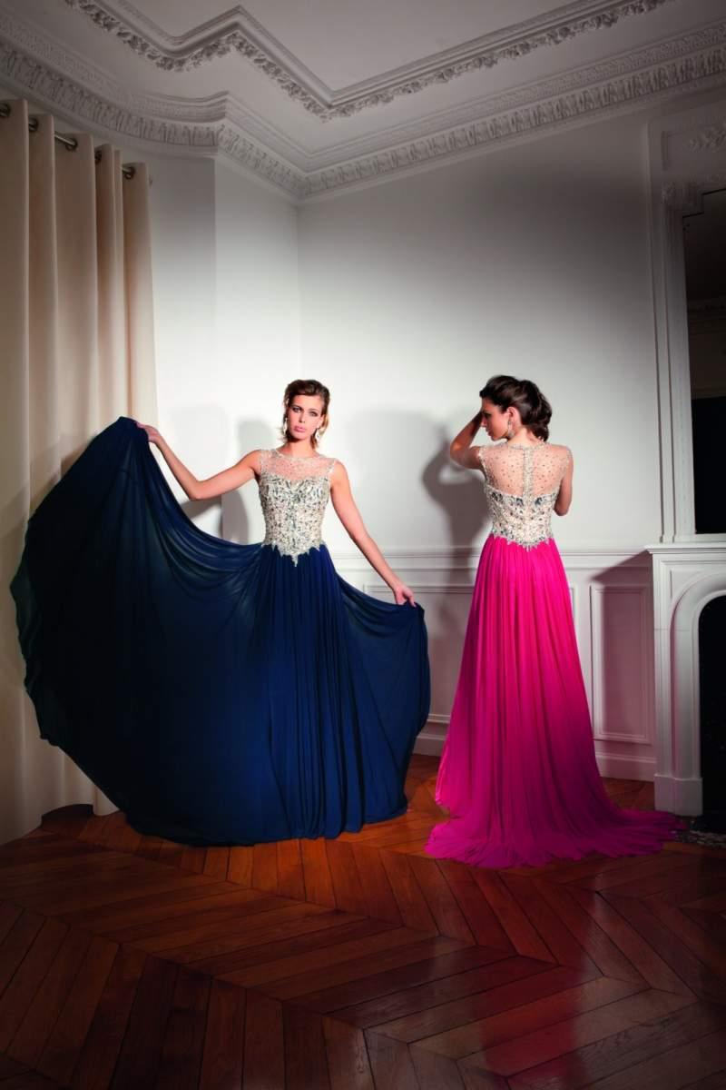 Quel tissu pour une robe de soirée ?