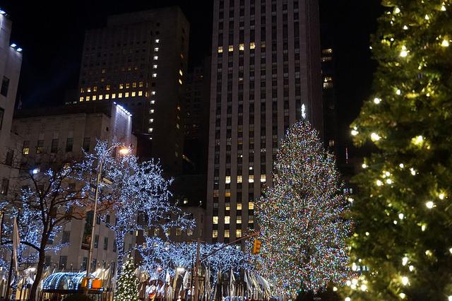 Vivre un Noël vraiment féerique à New York durant le mois de décembre